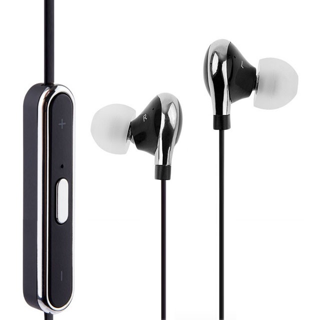 sports bluetooth 4 0 stereo wireless earphone headphone for iphone samsung bluetooth. Black Bedroom Furniture Sets. Home Design Ideas