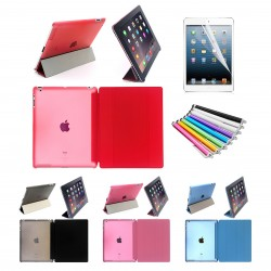 Magnetic Smart Stand Leather Case Cover For iPad Mini Air 2 3 4 5 6
