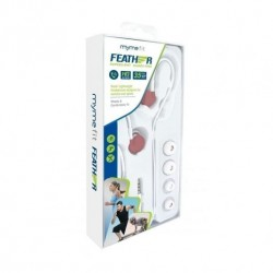 MyMe Fit Feather Hands-Free Universal Headphones