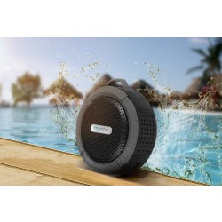 MYME WIRELESS WATERPROOF SPEAKER FOR BLUETOOTH DEVICES