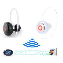 Mini In-Ear Wireless Bluetooth Earphone Headset For iPhone Samsung HTC